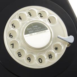 Telephone à cadre rotatif @bonjourbibiche