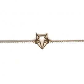 Bracelet Renard Origami @bonjourbbiche