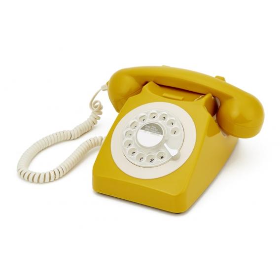 Telephone jaune @bonjourbibiche