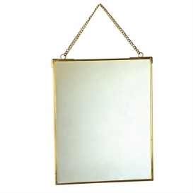 Eshop deco scandinave for Miroir a suspendre