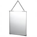 Miroir avec chainette