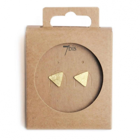 Boucle Triangle @bonjourbibiche