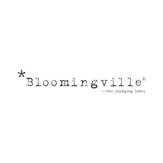 Coussin Happy Place 45 x 45 Bloomingville @bonjourbibiche
