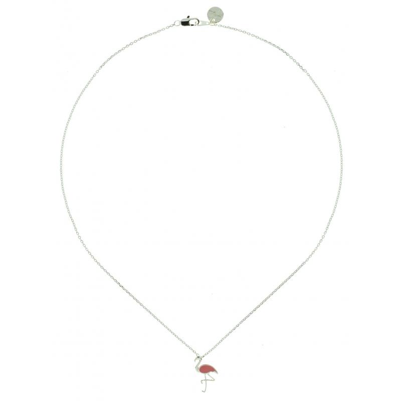 Bijoux Flamant Rose : collier flamant rose 7bis bijoux ~ Teatrodelosmanantiales.com Idées de Décoration