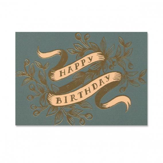 Carte Birthday @bonjourbibiche