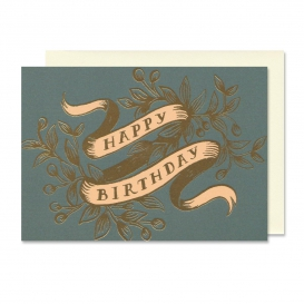 Carte Happy Birthday @bonjourbibiche