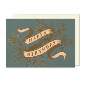 Carte Happy Birthday @bonjourbibiche