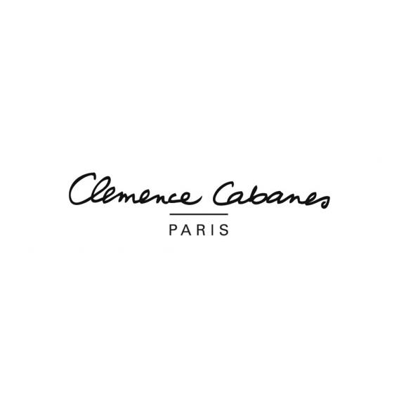 Bracelet Charlotte Lightblue Argent Clémence Cabanes @bonjourbibiche