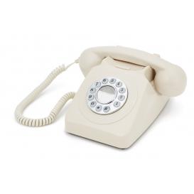 TELEPHONE VINTAGE BLANC @bonjourbibiche