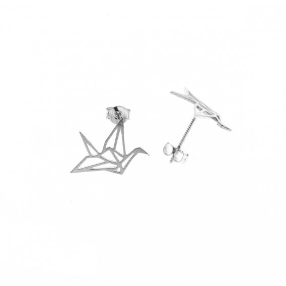 Boucle d'oreille Oiseau @bonjourbibiche