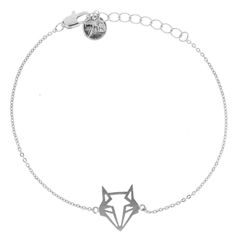 en soldes 62793 79de9 Bracelet Origami Renard | 7bis