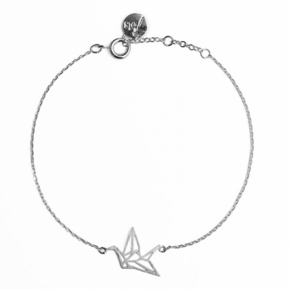 Bracelet Oiseau Origami @bonjourbibiche