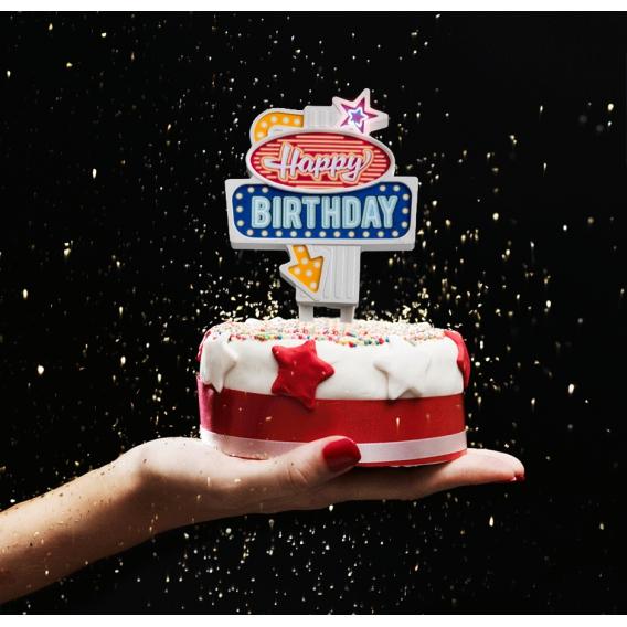 Joyeux anniversaire bougie @bonjourbibiche