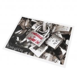 Carte postale romantique @bonjourbibiche