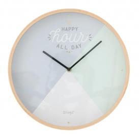 Horloge fantaisie @bonjourbibiche