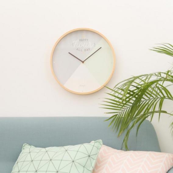 Belle horloge @bonjourbibiche