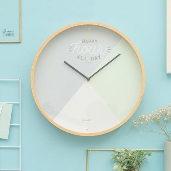 Horloge @bonjourbibiche