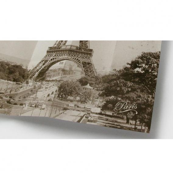 Carte postale tour Eiffel @bonjourbibiche