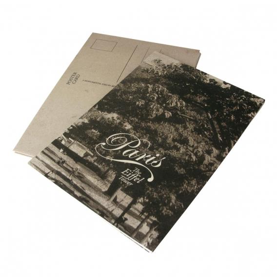 Carte postale Paris @bonjourbibiche