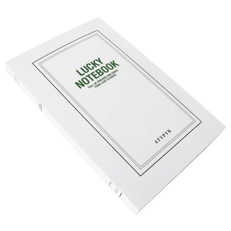 Lucky Notebook ☘ Atypyk Paris