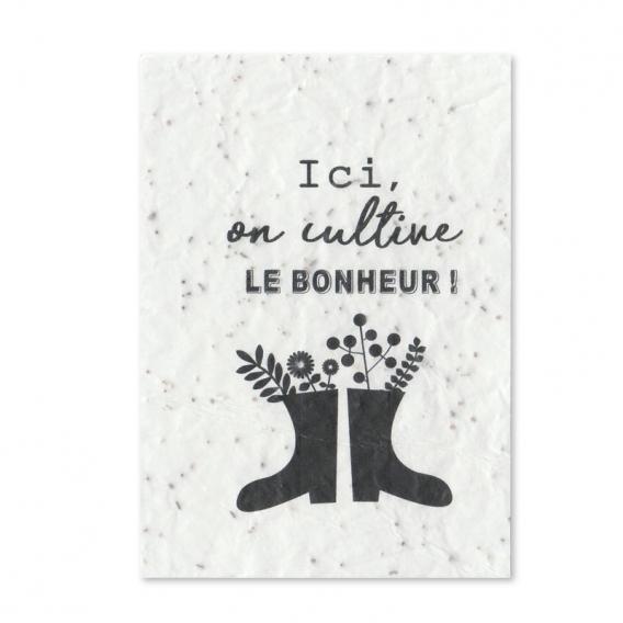 Carte à planter @bonjourbibiche