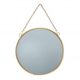 Miroir rond à suspendre @bonjourbibiche
