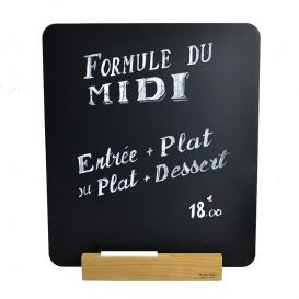 Ardoise de table @bonjourbibiche