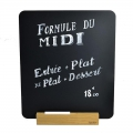 Ardoise de table
