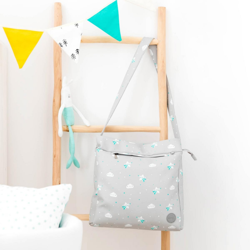 sac pour poussette mr wonderful kids. Black Bedroom Furniture Sets. Home Design Ideas