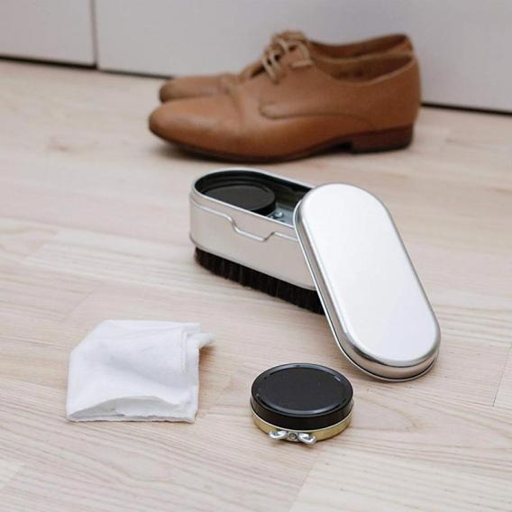 Kit entretien chaussures en cuir @bonjourbibiche