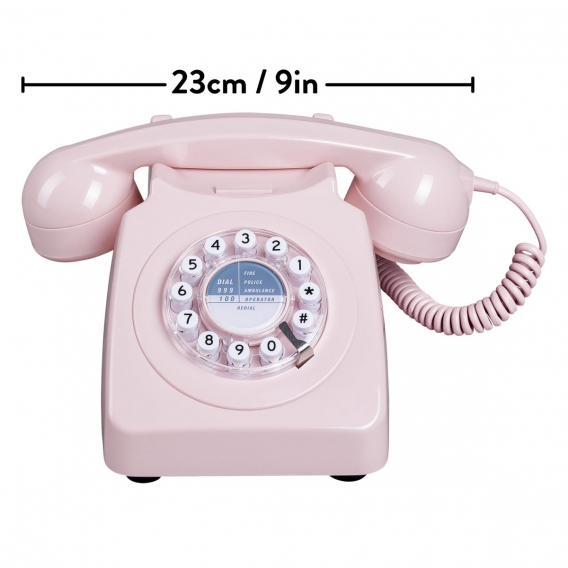 TELEPHONE COULEUR ROSE @bonjourbibiche