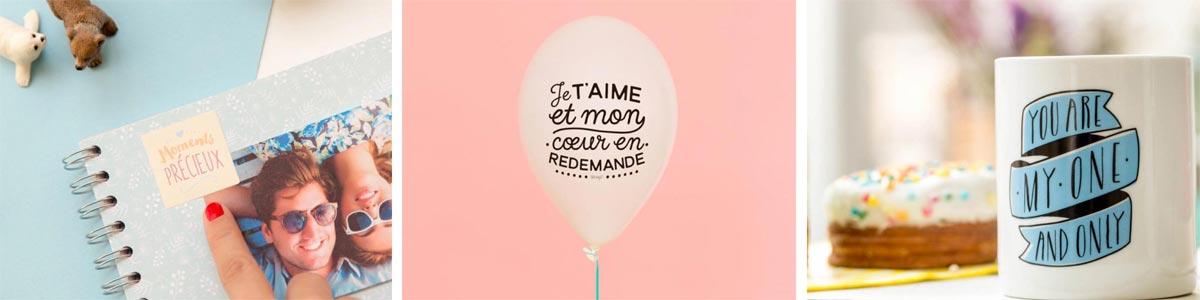 Cadeau Saint Valentin @bonjourbibiche