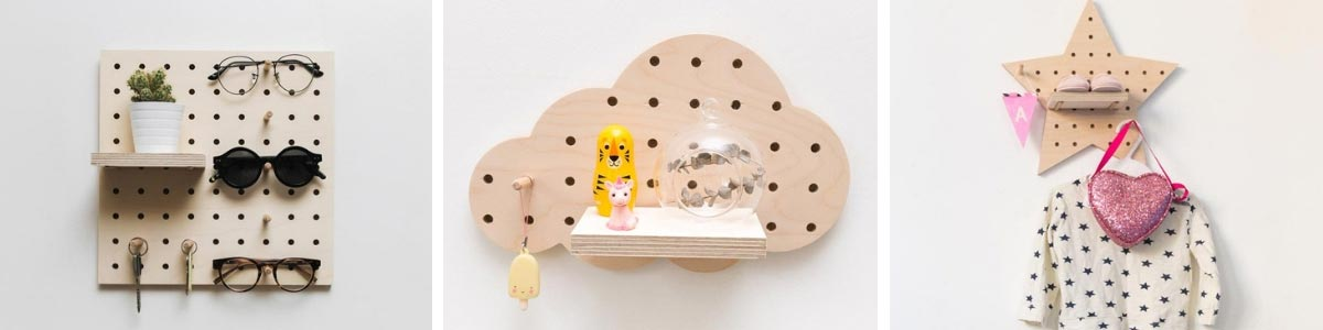 little anana pegboard
