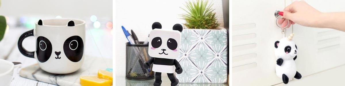 Cadeau Panda @bonjourbibiche