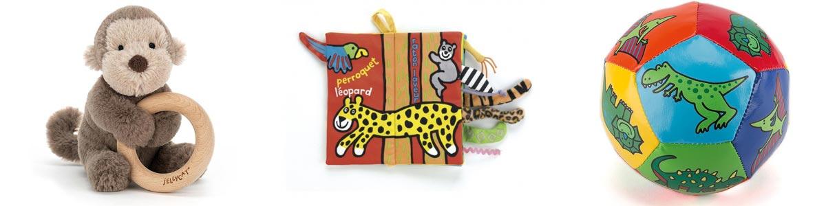 Beaux jouets pour bébé @bonjourbibiche