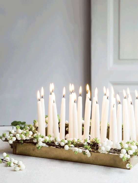 Blog Image De Noel.Table De Noel 20 Idees Deco Faciles A Faire Soi Meme