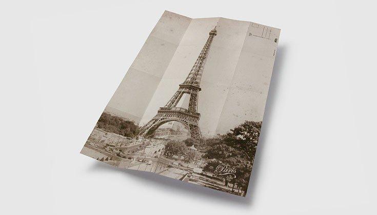 Cadeau typiquement parisien @bonjourbibiche
