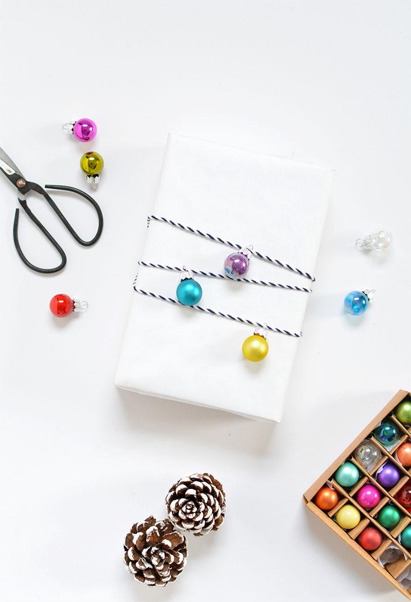 Idée emballage cadeau