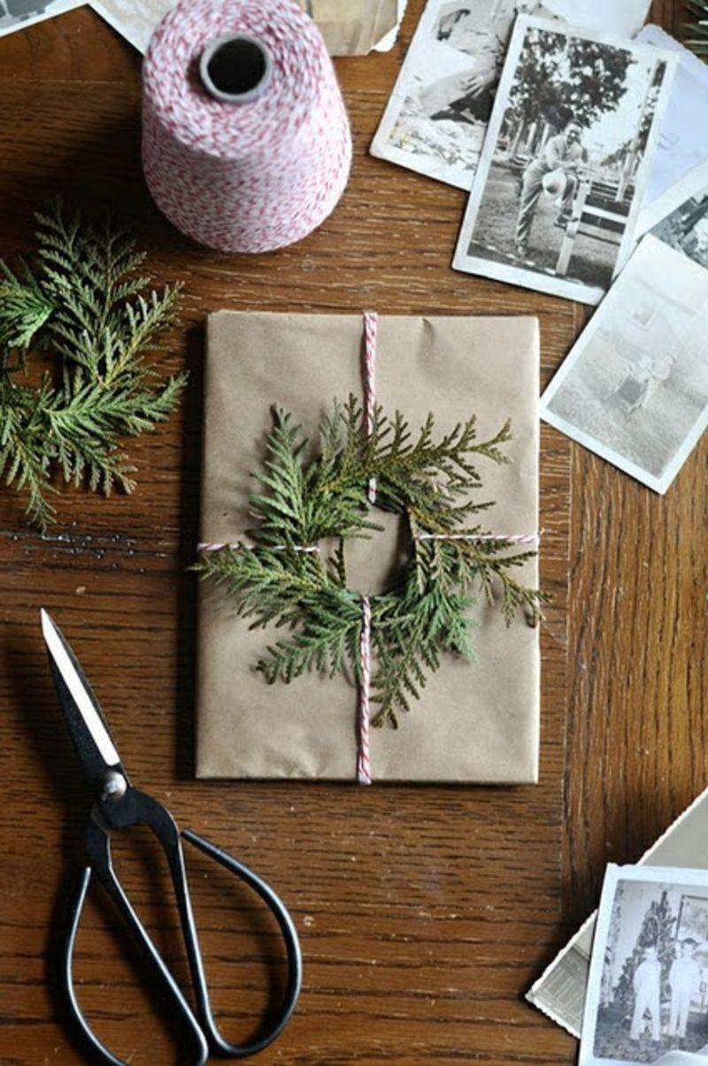 Faire un beau papier cadeau