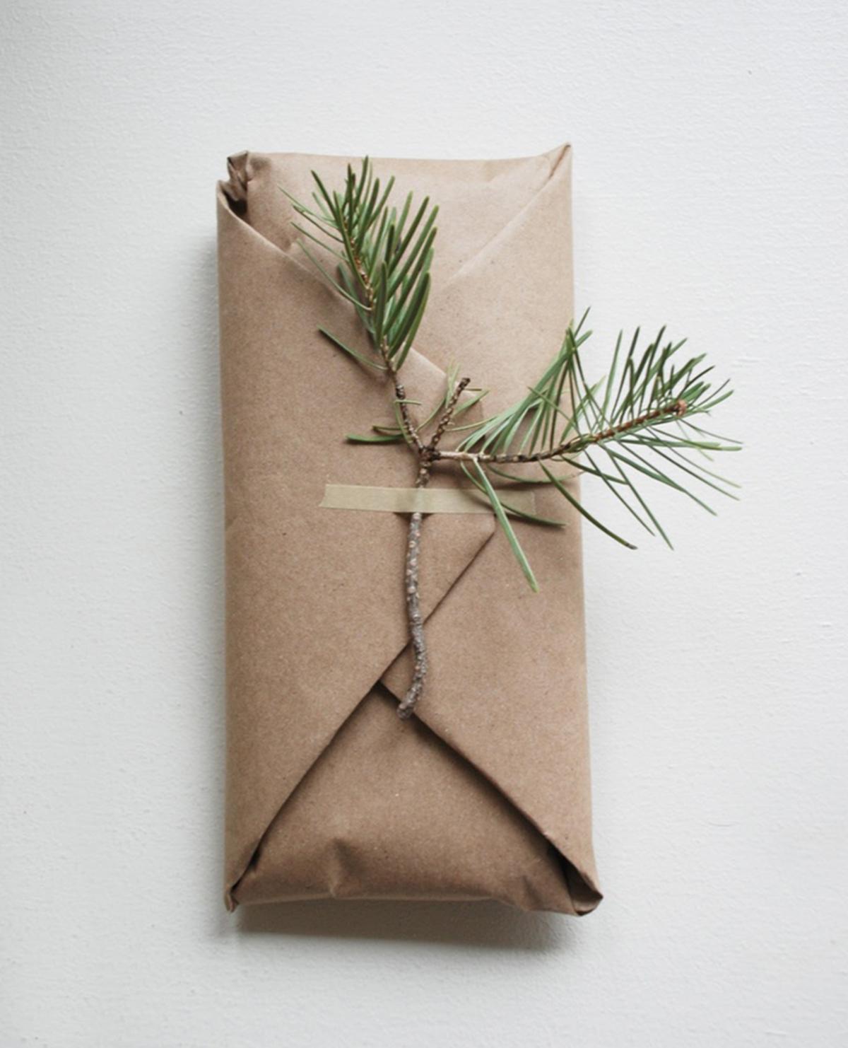 Beau paquet cadeau