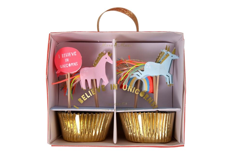 Cupcake Licorne