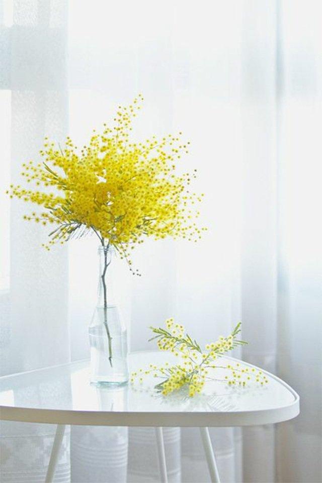J'aime le jaune