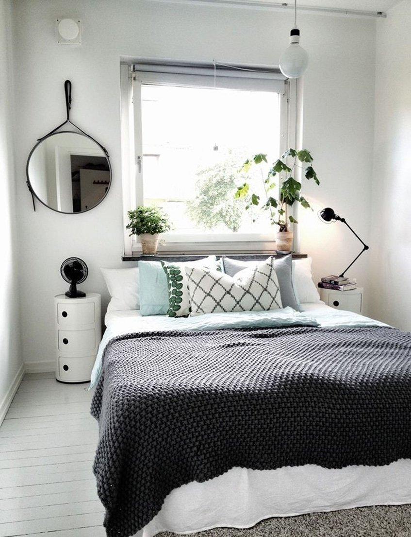 Comment agrandir visuellement une petite chambre