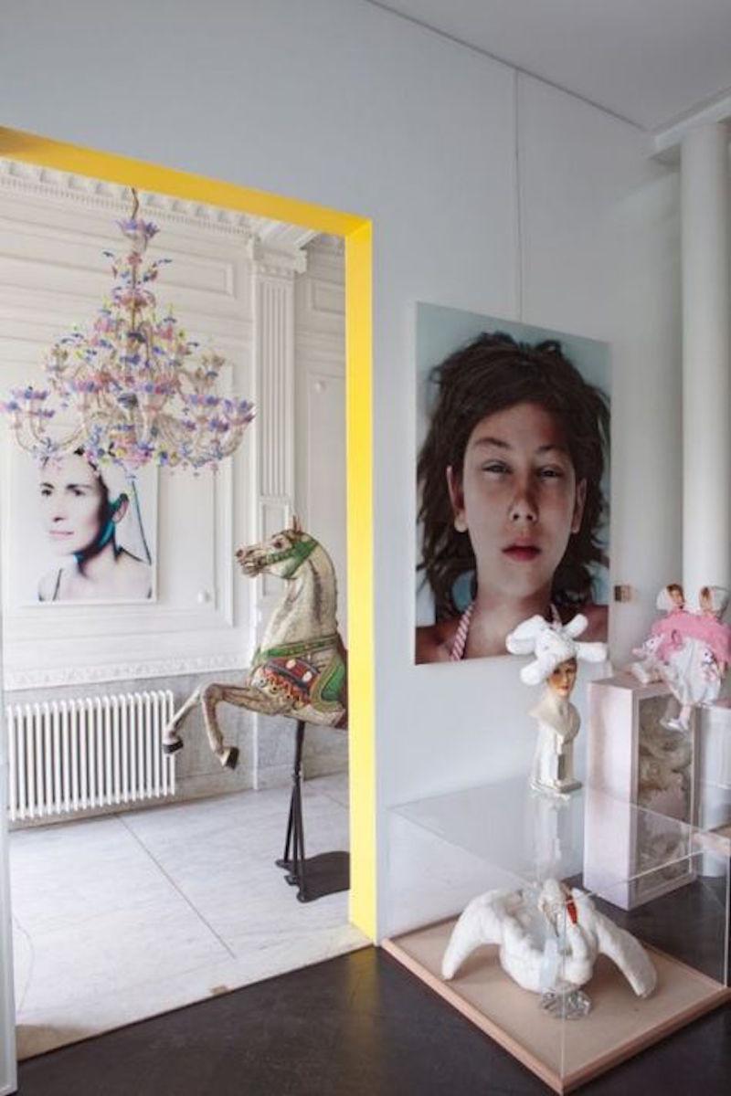 Mon salon jaune for Salon jaune moutarde