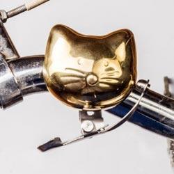 klaxon vélo chat
