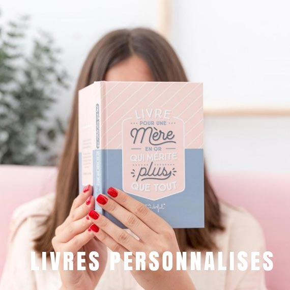 livres personnalisés