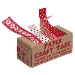 masking tape de Noël