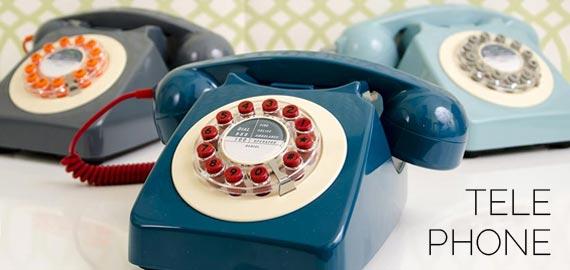 téléphone néo-rétro