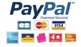 Paiement sécurisé Bonjour Bibiche avec PayPal