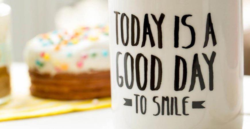 Un mug qui met de bonne humeur